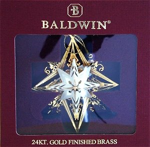 Baldwin Brass Ornament